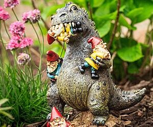 I need this to keep my garden safe from evil gnomes.