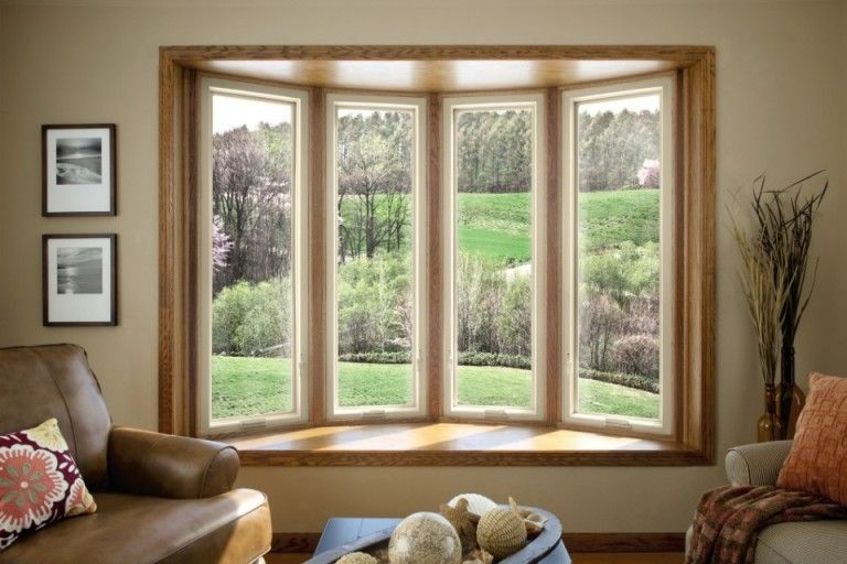 Pella Window Replacement Prices Costs 350 450 750 Series Bow Window Living Room Bow Window Living Room Windows