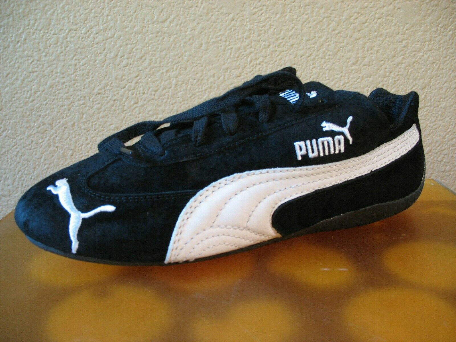 puma speed cat trainers suede