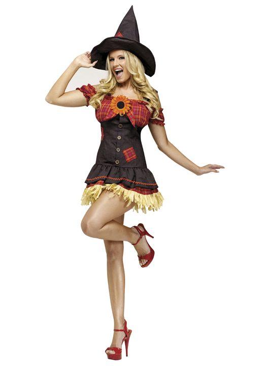 Sexy Scarecrow Sweetie Costume Sexy Costumes Pinterest - scarecrow halloween costume ideas