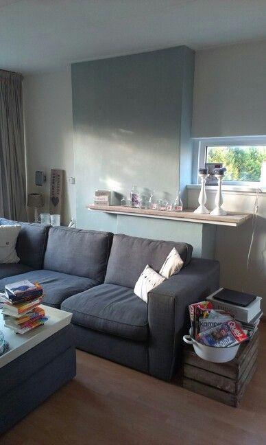 Woonkamer Verven, Home, Kleur Woonkamer, For, Nieuwe Woonkamer, Paint ...