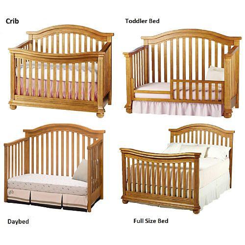 Sorelle Vista Elite Convertible Crib