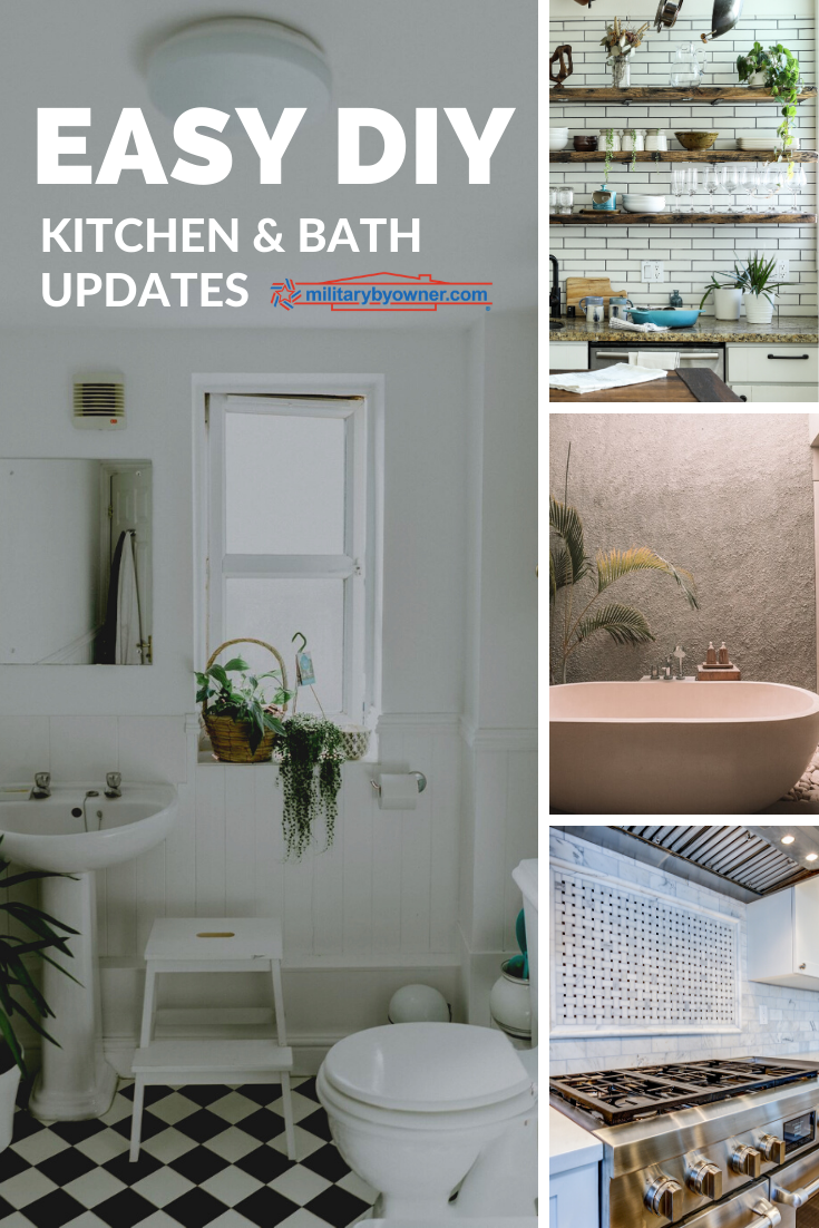 Top Kitchen And Bath Decor