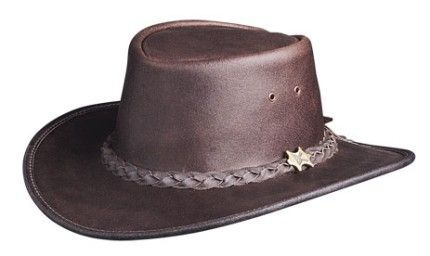 397019f7c30 Australian Outback Roll Up Hat - Brown by RMO Rocky Mountain Outback Hats. Buy  it   ReadyGolf.com