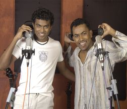 SRI LANKA: music, Bathiya & Santhush. Bathiya & Santhush (BNS) were a pop/rap duo composed of Bathiya Jayakody and Santhush Weeraman […].  Since 1998, they have released six albums and had seven Sri Lankan number one singles. Bathiya & Santhush are one of the biggest musical acts to hit the Sri Lankan musical scene since the 1990s, mixing Sinhala, Tamil and English lyrics in their originals, bringing out their contemporary style and revolutionising the music industry in Sri Lanka.