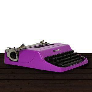 Old School Purple