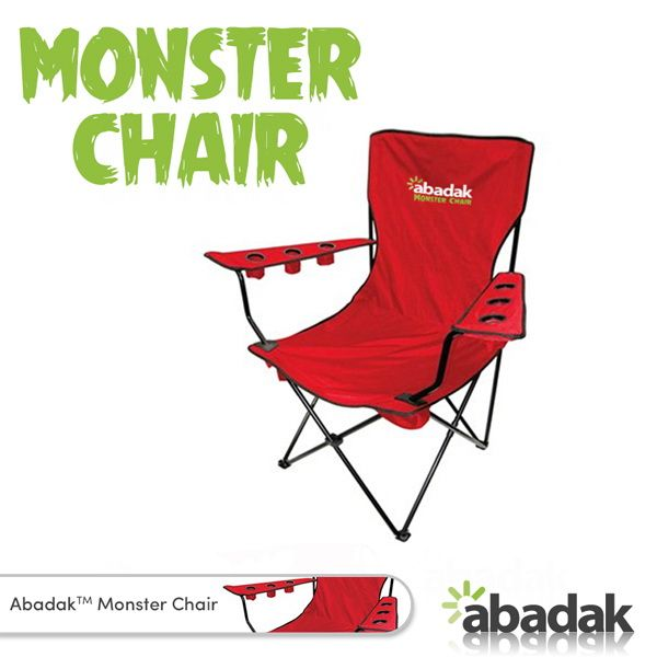 Monster Kingpin Chair Folding Chair Folding Camping Chairs Outdoor