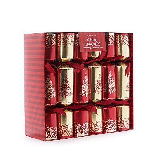 Debenhams set of 12 luxury christmas crackers debenhams httpwww debenhams set of 12 luxury christmas crackers debenhams httpamazon solutioingenieria Gallery