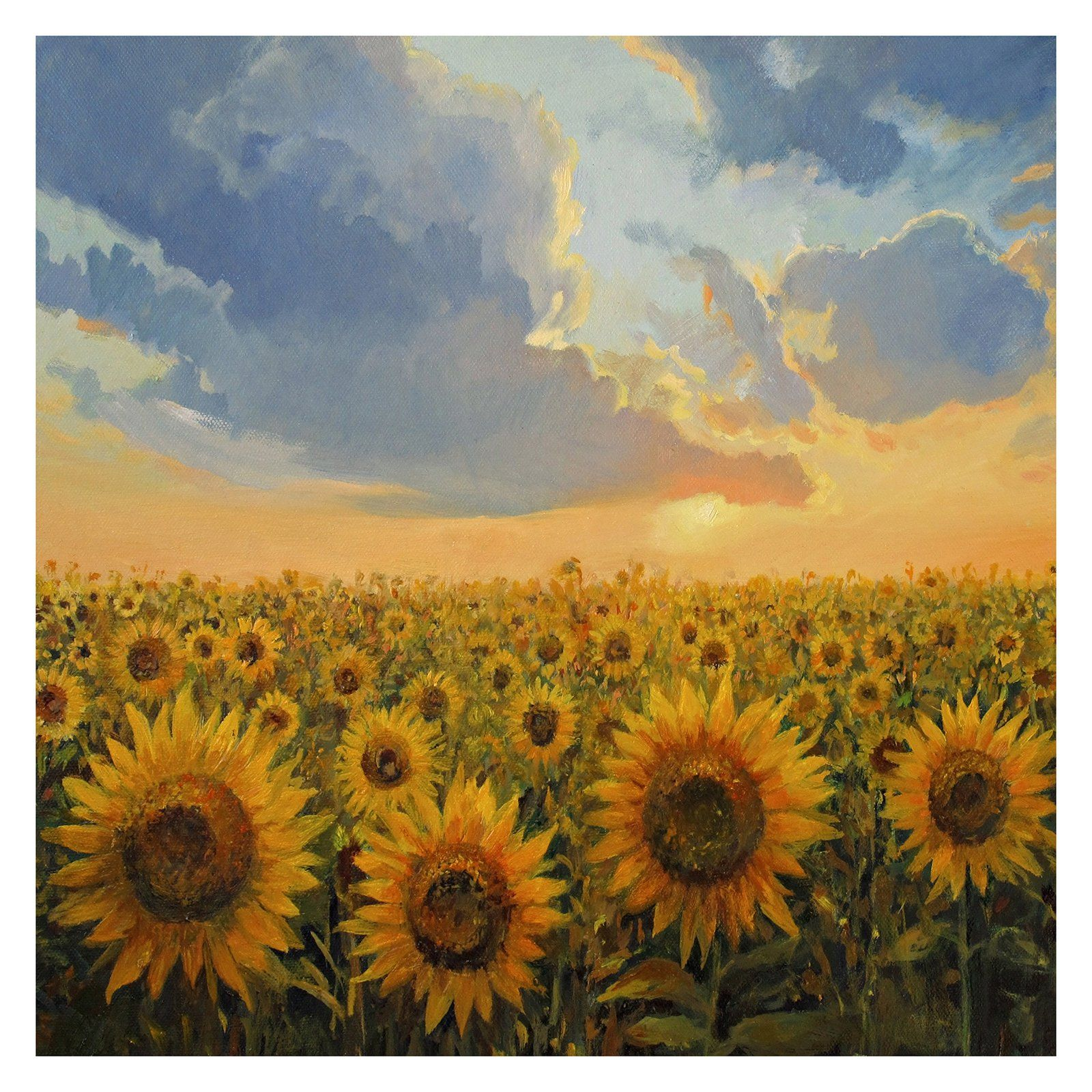 West of the Wind Sun And Sun Outdoor Canvas Wall Art - 79057-24 ...
