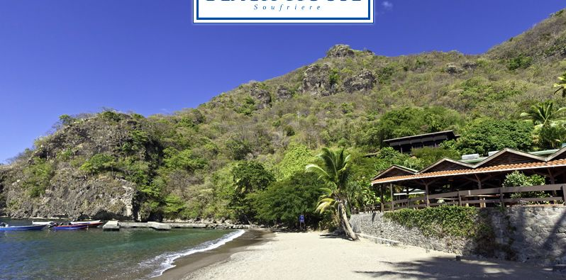 Soufriere Views Photo Gallery At The Still Beach House Soufriere St Lucia St Lucia Beach Resorts St Lucia Hotels
