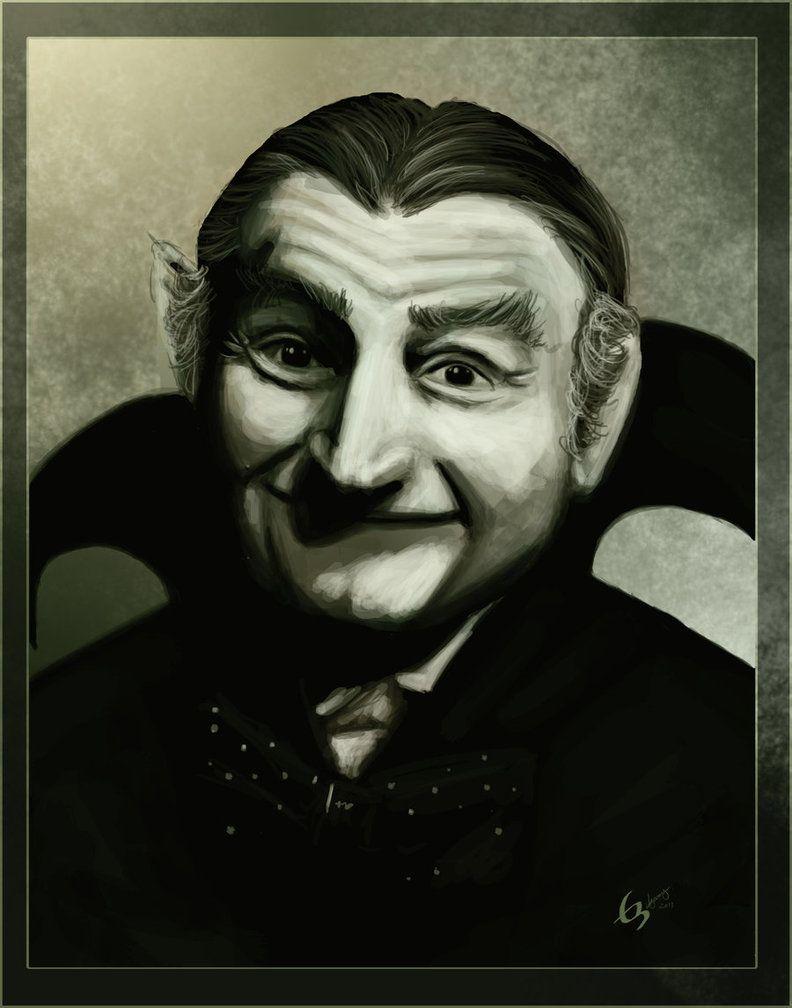 Grandpa Munster by ~Emortal982