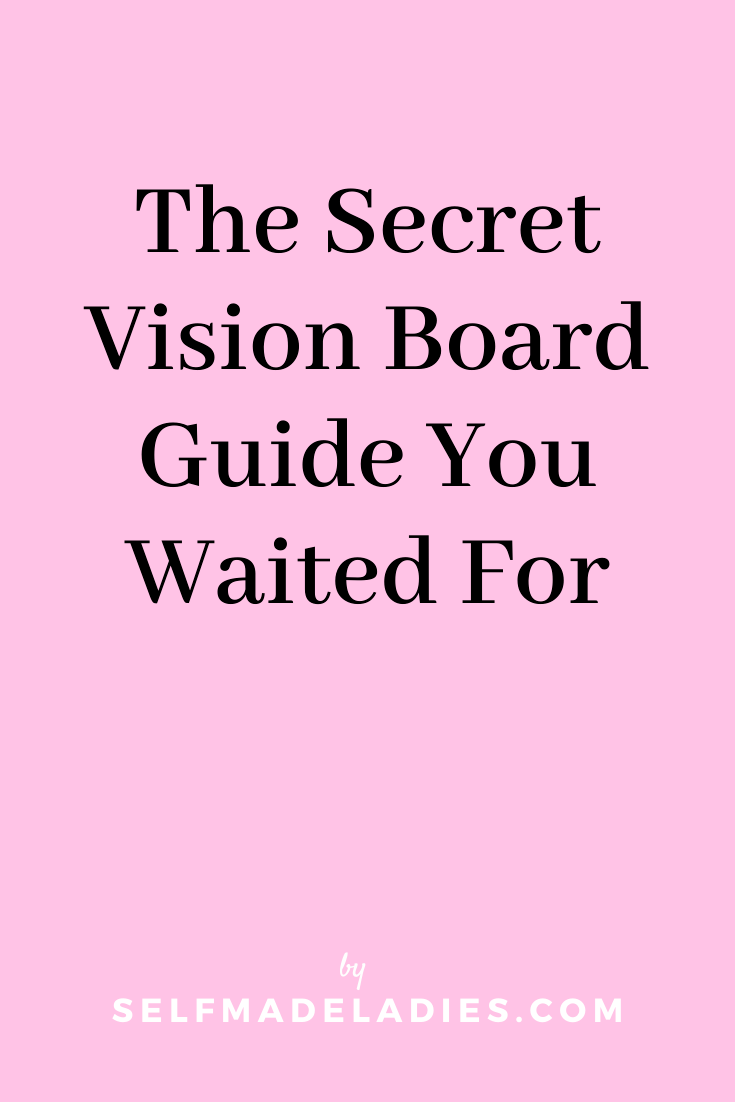 This secret vision board guide gives you vision board ideas, shows you what a dream board is, the best vision board examples, vision board ideas inspiration etc. Learn how to make a vision board, get ideas for digital vision boards, learn how to plan a vision board party. Your vision board is the perfect goal-setting tool for visualization, visualizing your goals and dreams daily and they will manifest!
