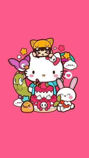 Kitty , hello kitty , 凯蒂猫~~ - 堆糖 发现生活_收集美好_分享图片