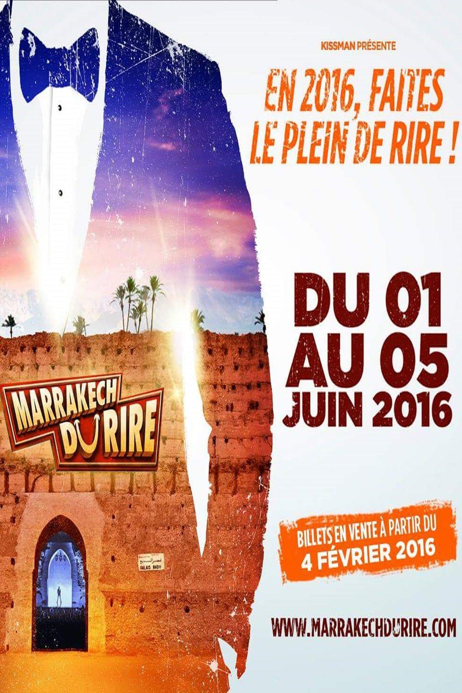 Marrakech Du Rire 2017 Streaming : marrakech, streaming, Jamel, Marrakech, (2016), Streaming, Rire,