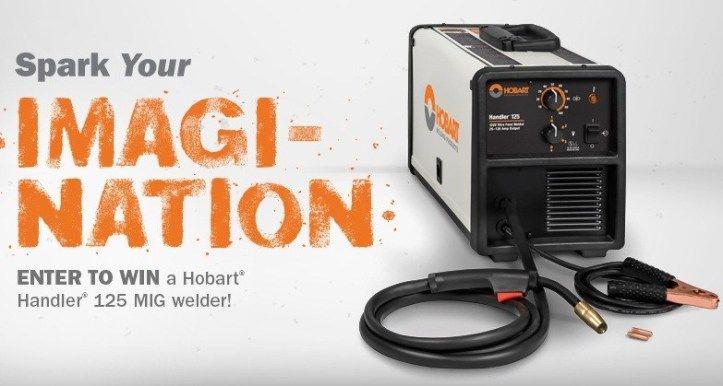 Hobart Handler 125 Giveaway - Enter To Win 125 MIG Welder ...