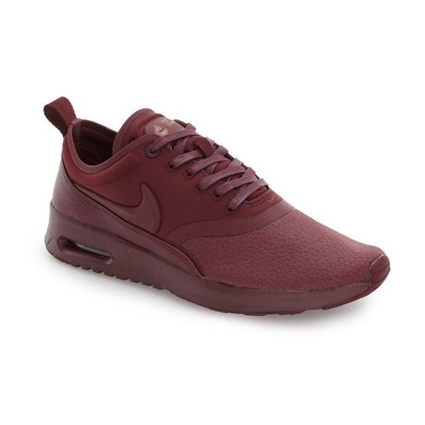 womens nike grey & pink air max thea trainers warehouse promotion