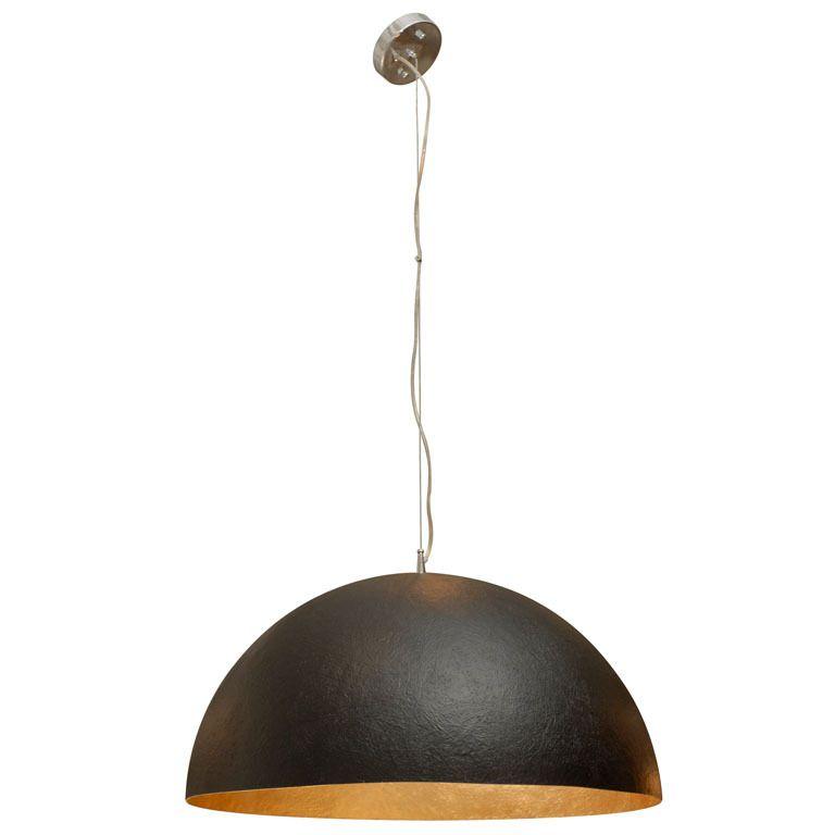 Matte Black Dome Pendant Modern ChandelierChandeliersPendant