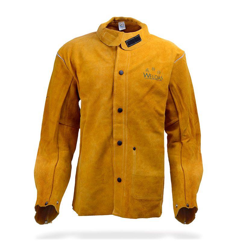 Leather Welders Veste Vêtements De Protection De Soudage//