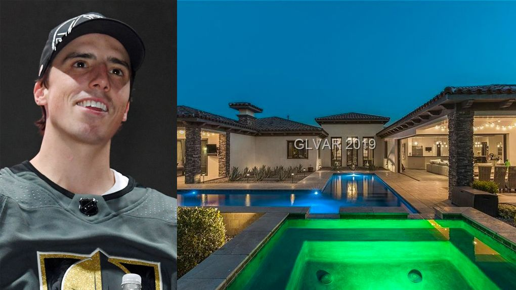 Golden Knights Goalie Marc-Andre Fleury Selling Las Vegas Home for $2.5M