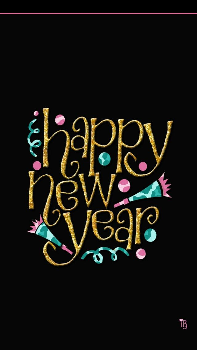 Pin By Forever On Christmas Happy New Year Wallpaper Happy New Year Images Happy New Year Pictures