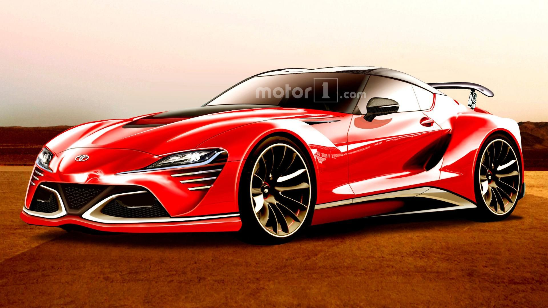 The Toyota Supra Nissan 390Z and new Mazda RX 9 will reportedly