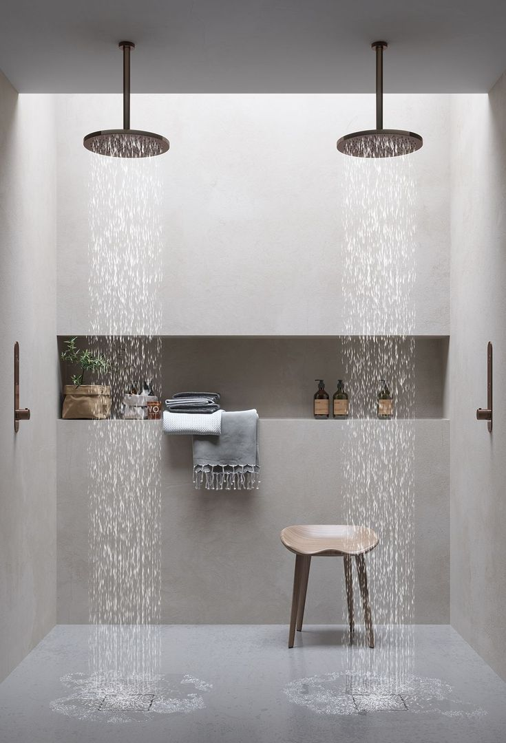 Photo of 49 wunderbare italienische Dusche Design-Ideen – Jennifer Malouf Barry – #Barry #designideas