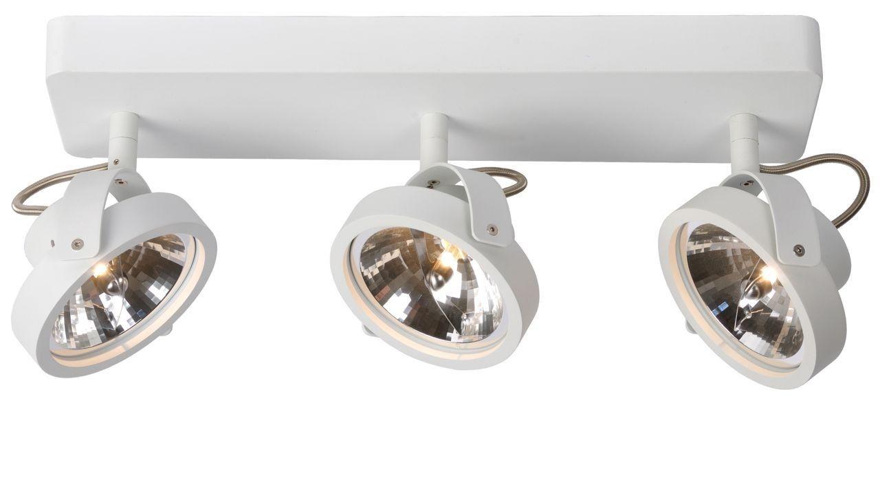 Zuiver Opbouw Plafond Spot Dice - 3 spots - Wit | lampen | Pinterest ...