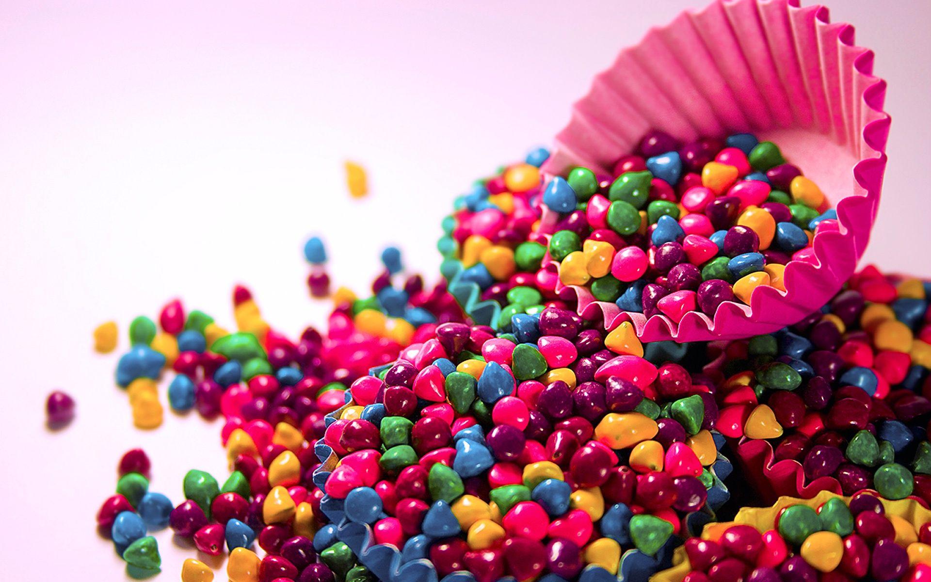 Colorful Candys Colorful Candy Colorful Pictures Rainbow Candy