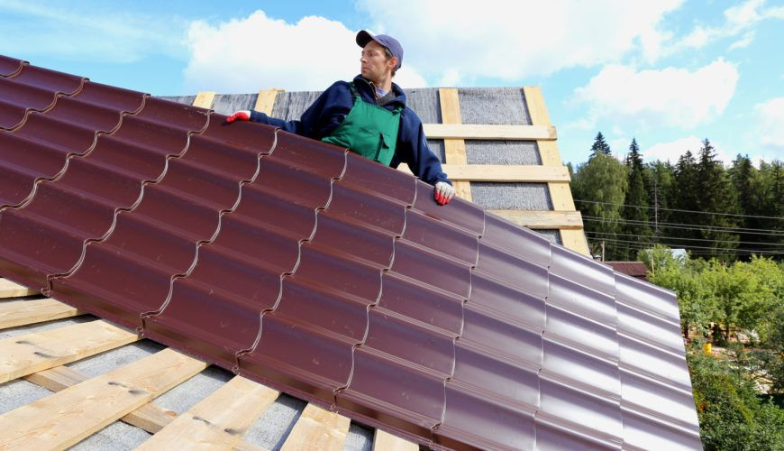 Don T Neglect Your Roof In 2020 Roof Architecture Metal Shingle Roof Solar Panels