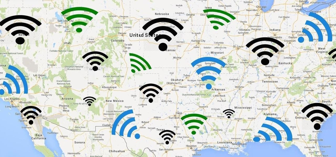 How to connect to protected wifi hotspots for free