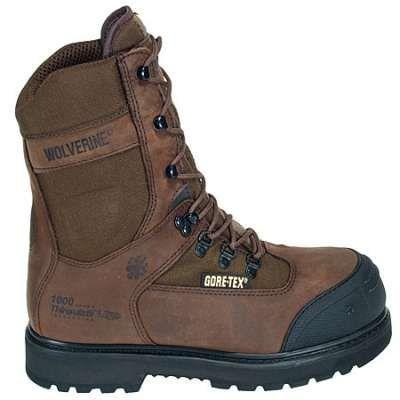 6666cfa9968 Wolverine 5551 Big Sky Composite Toe Insulated GoreTex Work Boot ...