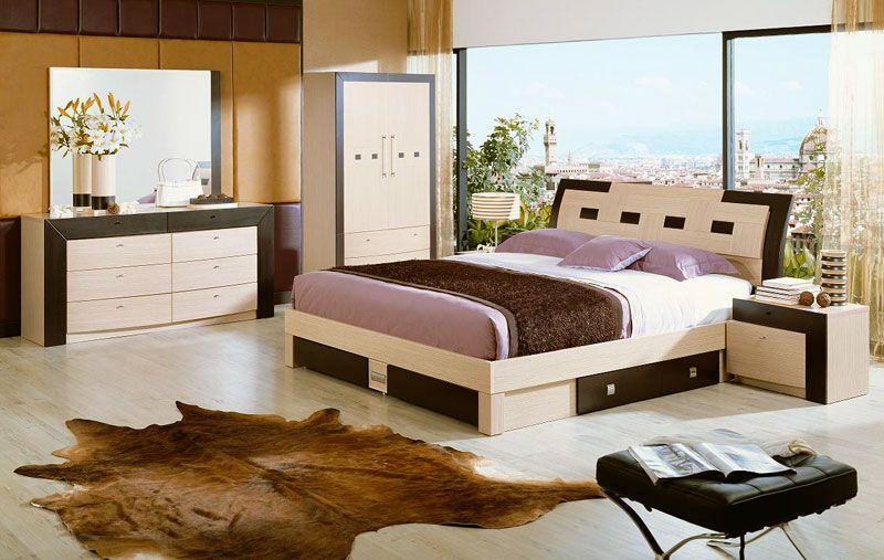 Corona Bed Set Modern Bedroom Furniture Bedroom Furniture