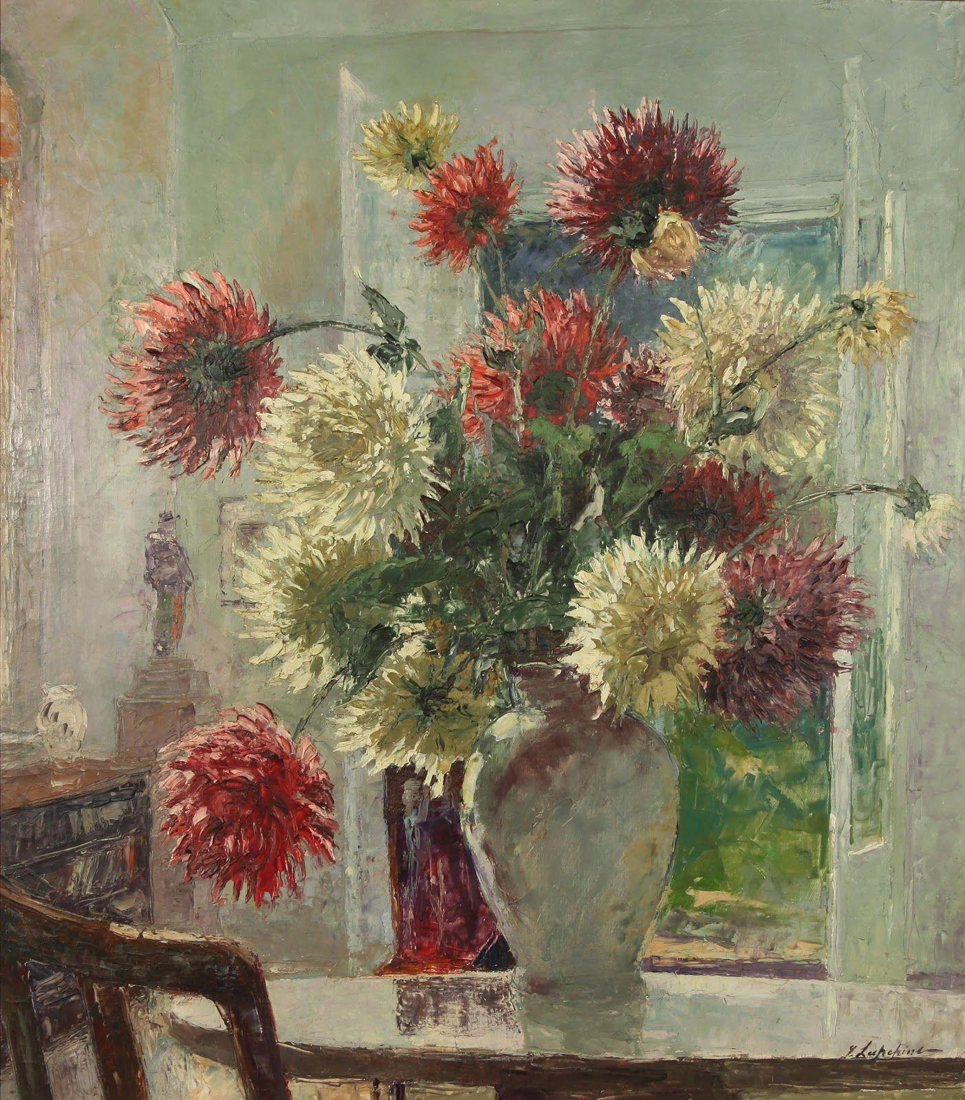 Georges Lapchine | Impressionist painter | Tutt'Art@ | Pittura * Scultura * Poesia * Musica |