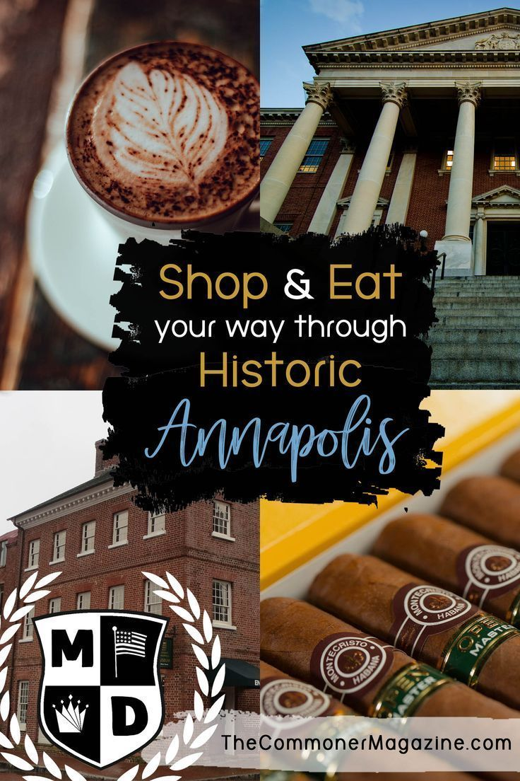 Photo of Let yourself be enchanted by the historic Annapolis Der Bürgerliche – Si …