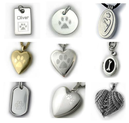 Tripawds apparel and gifts tripawds three legged dog paw jewelry silver and gold pet urn lockets and charms aloadofball Choice Image