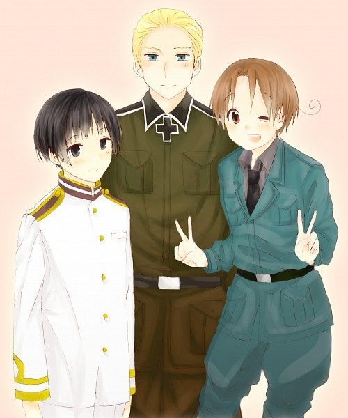 Axis Powers   APH axis   Pinterest   Axis Powers, Hetalia and The ...
