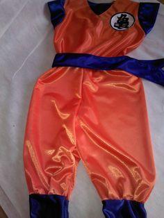 Disfraz De Goku Y Gohan De Dragon Ball - $ 160,00 en MercadoLibre