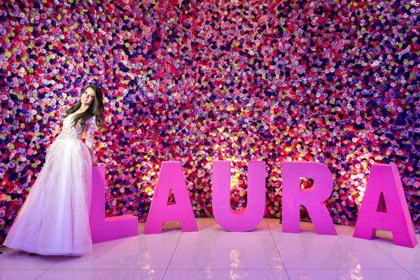 Festa De 15 Anos Ideas: Festa De 15 Anos: O Jardim Encantando Da Laura