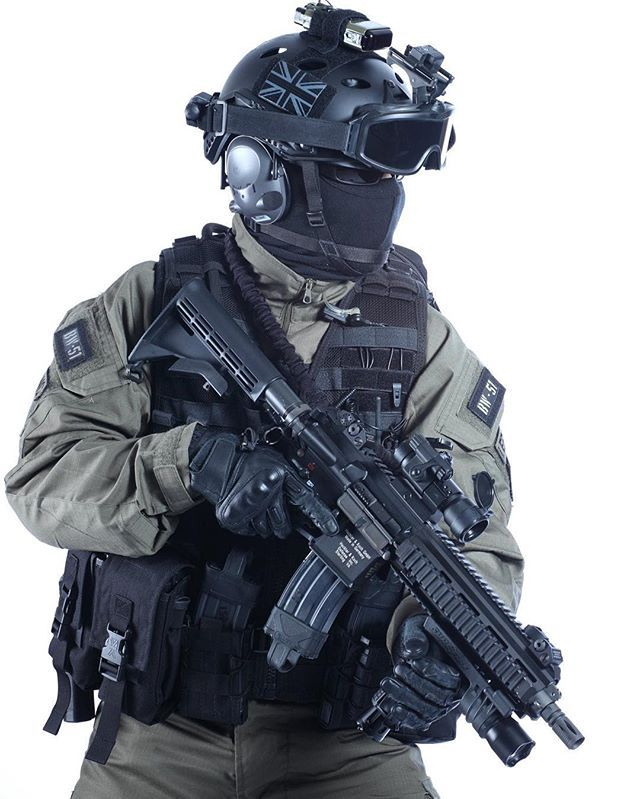 Equipement airsoft tactical
