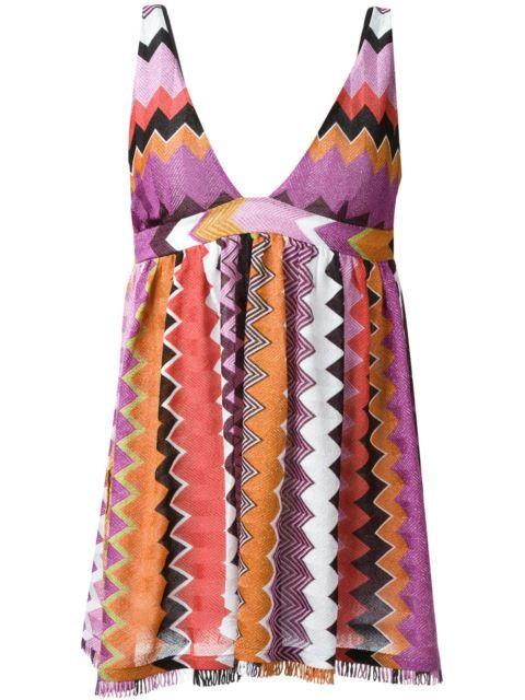 4ce4e2fc01 Missoni 'Copri Costume' beach dress Beach Cover Ups, Designer Swimwear,  Holiday Wardrobe