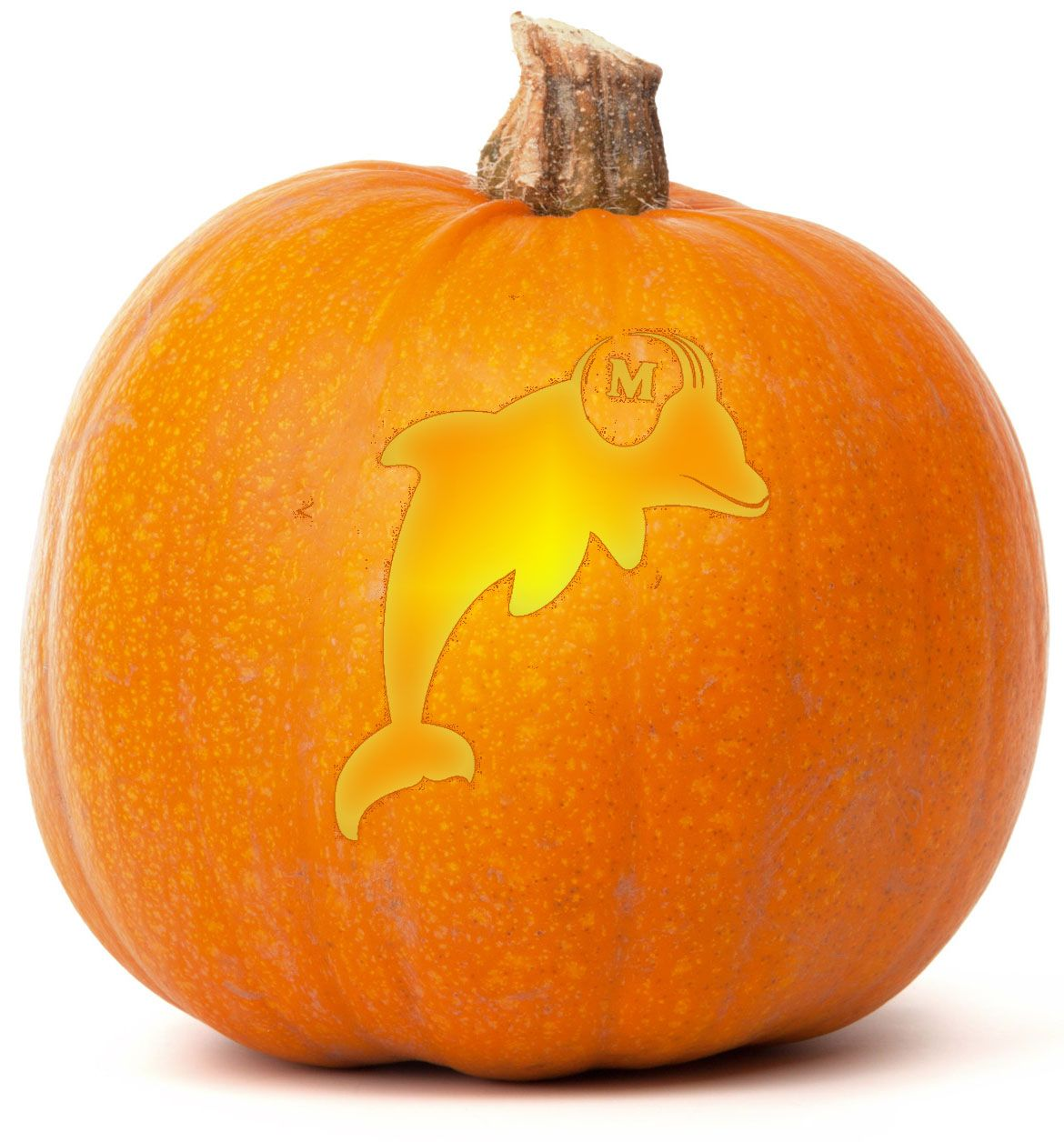 Download our free Miami Dolphins Pumpkin Carving template. Browse ...