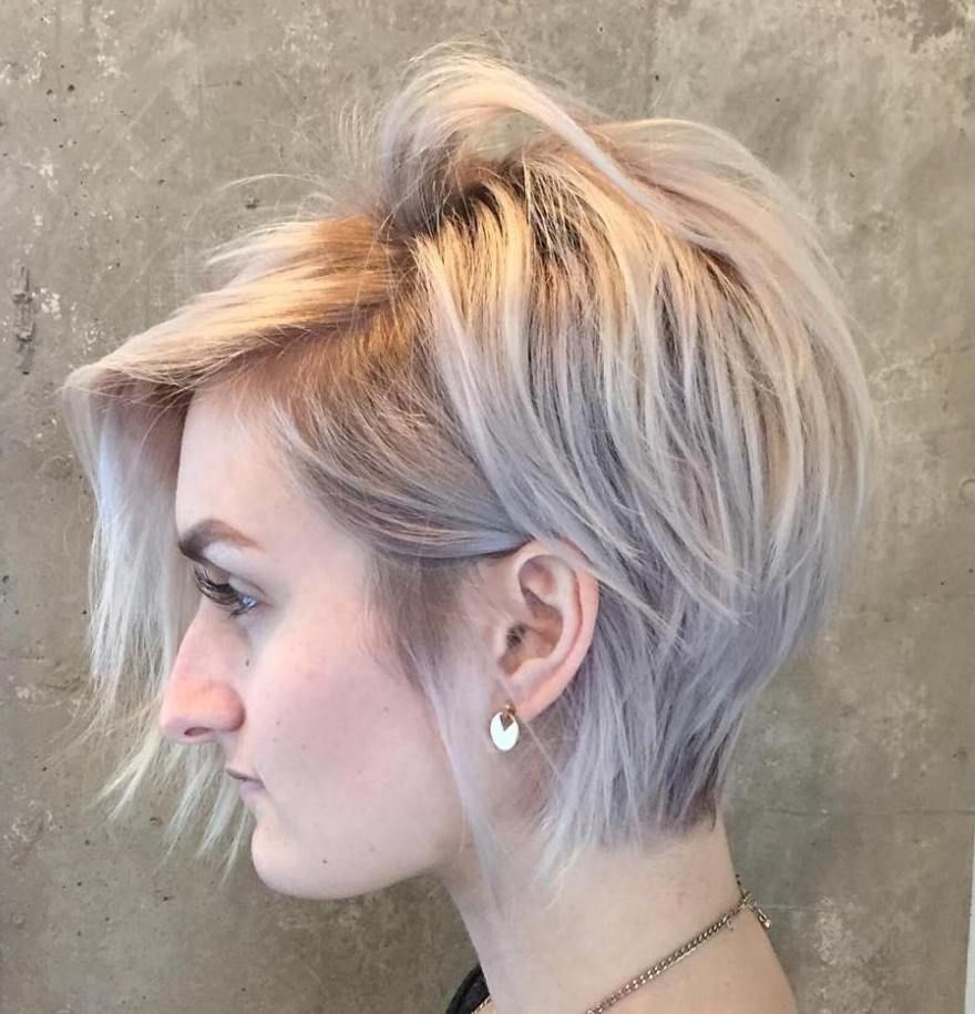 mindblowing short hairstyles for fine hair hair makeup