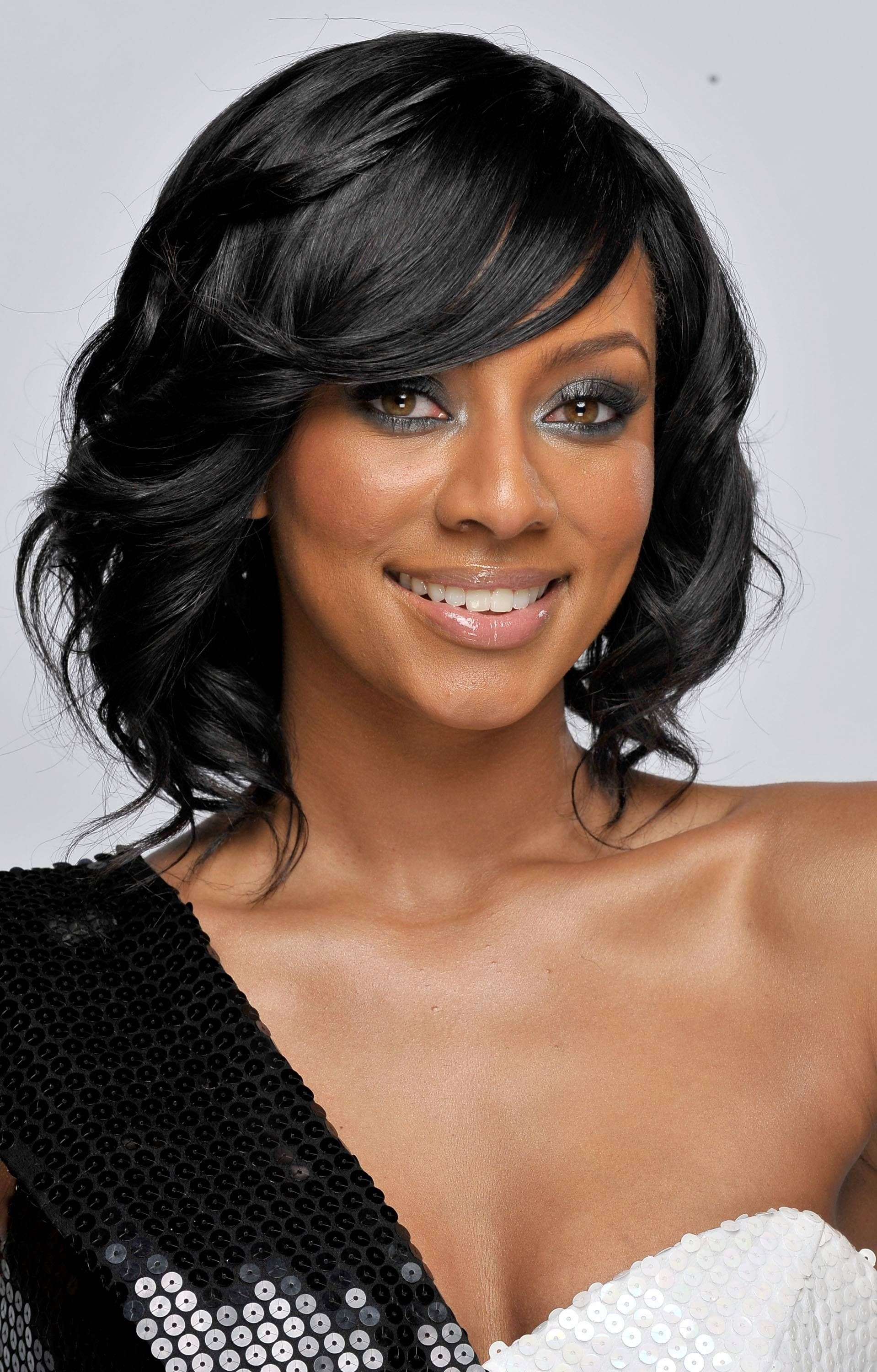 black hairstyles | short black hair photos of short black