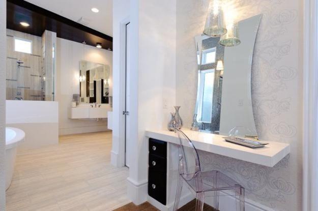 Beautiful Vanity Dressing Tables Adding Chic To Modern Bathroom Design Modern Dressing Table Designs Bedroom Vanity Set Modern Bathroom Design