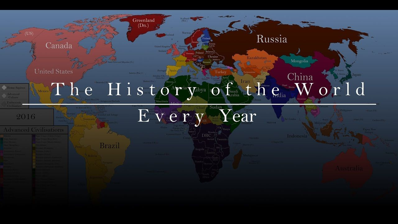 Watch the history of the world unfold on an animated map from watch the history of the world unfold on an animated map from 200000 bce to today open culture gumiabroncs Images