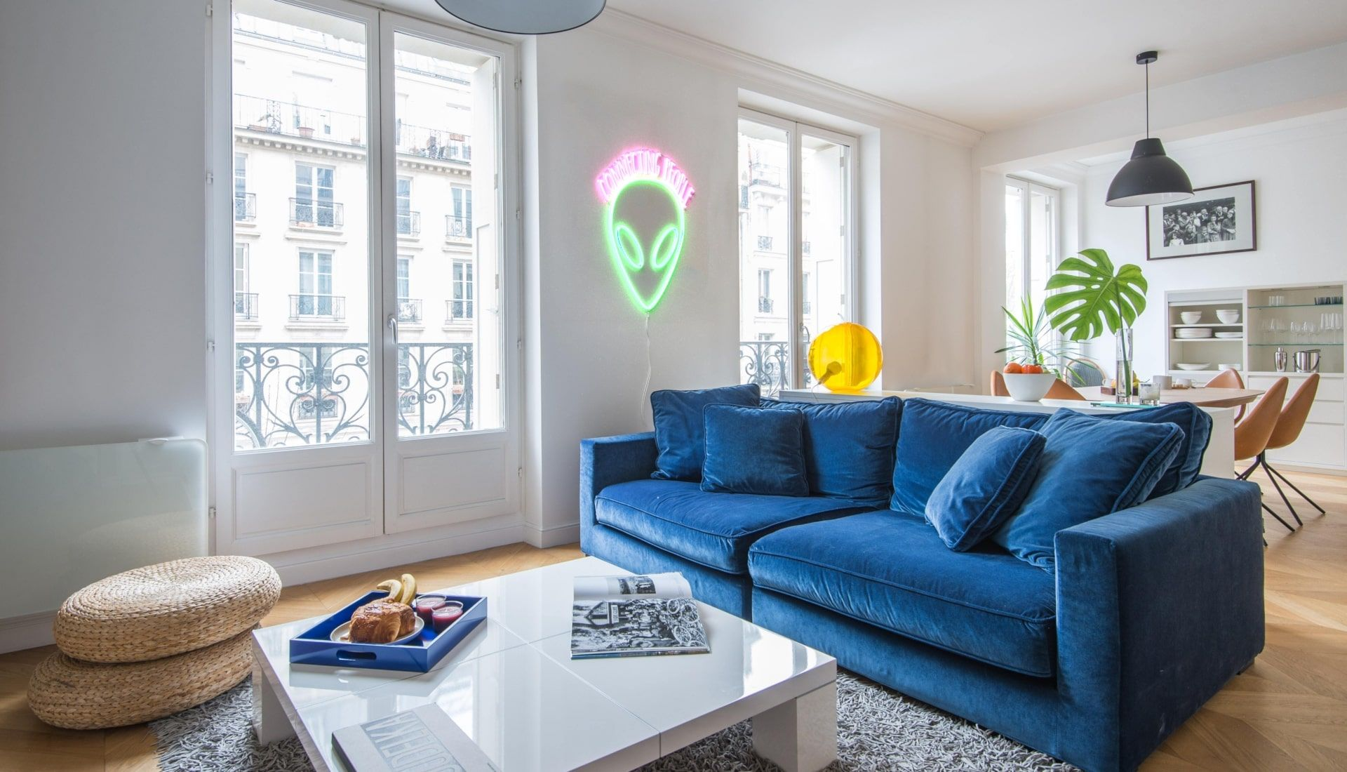 Pin On Yellowpop The Gallery Neon Art #neon #sign #living #room