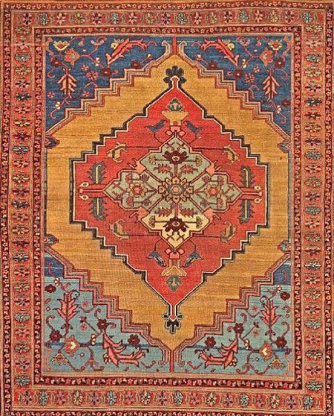 "Persian Rug Los Angeles: Bonhams ""Fine Oriental Rugs And Carpets"" In Los Angeles"