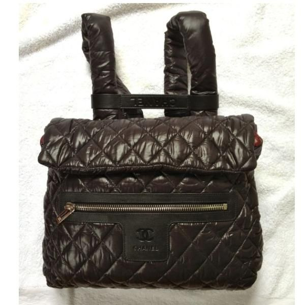 Chanel Shoulder Bag (Black)
