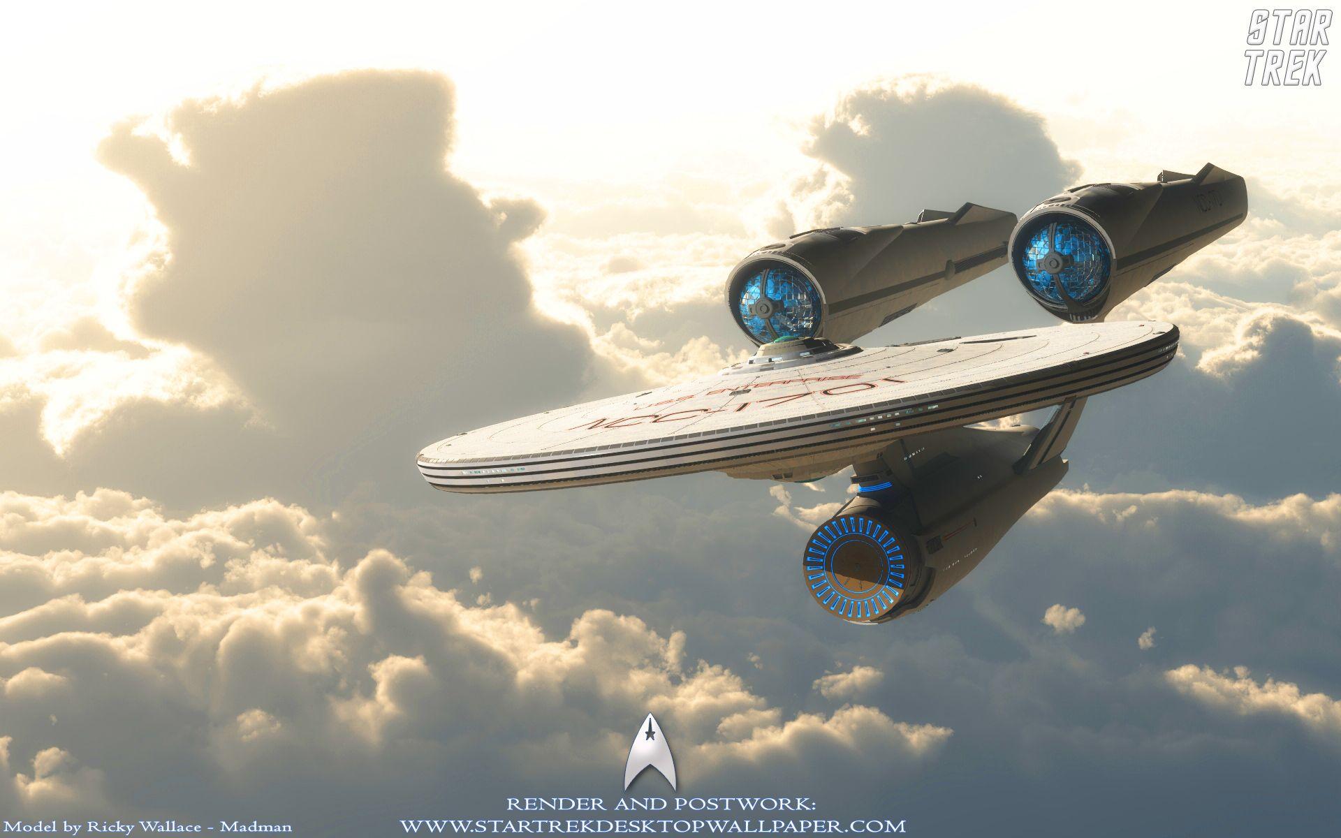 Jj Abrams Uss Enterprise Ncc 1701