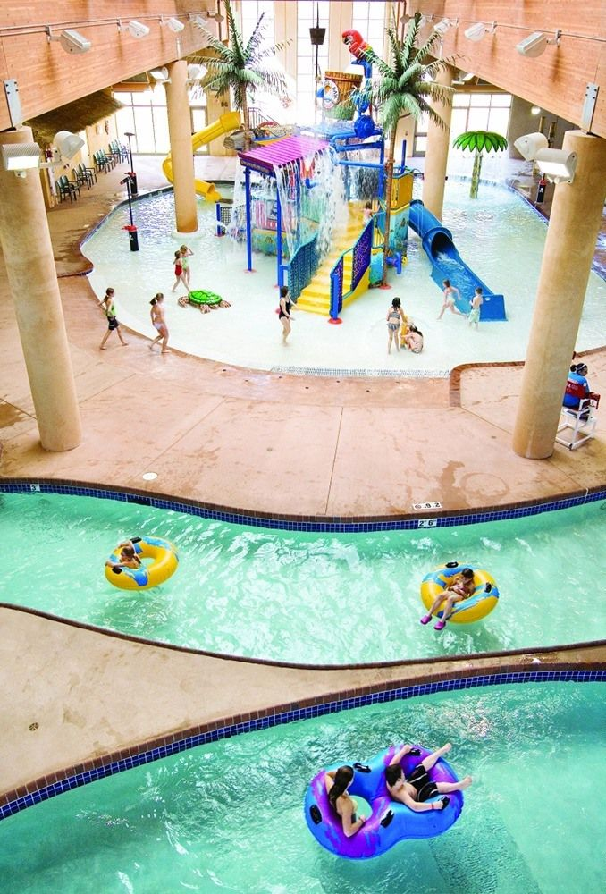 Indoor Waterparks In Iowa Bridges Bay Resort Okoboji Iowa